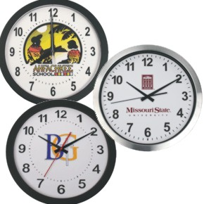 DuraTime 2 4 GHz Synchronized Analog Clocks